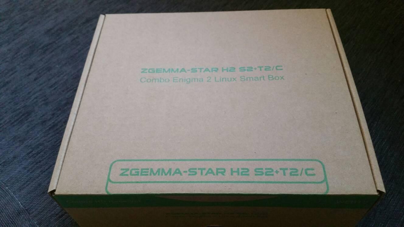 Zgemma Star H2 S2 + T2/C y H  2H S2 + T2/C - LonasDigital